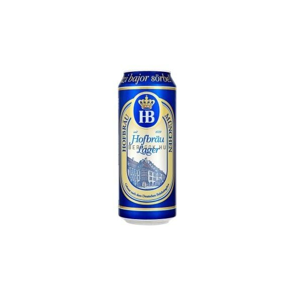 HB München 0,5l DOB (4%)