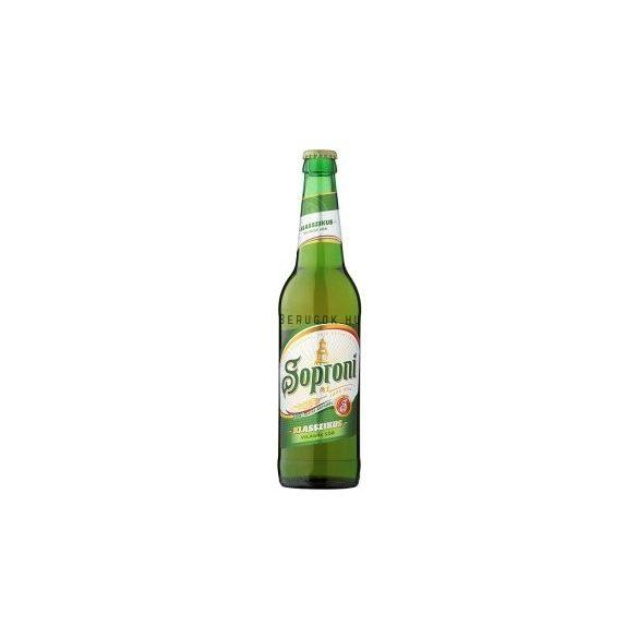 Soproni 0,5l PAL (4,5%)