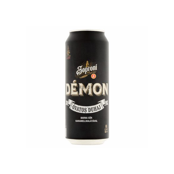 Soproni Démon 0,5l DOB (5,2%)