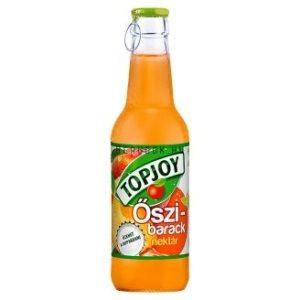 Topjoy Őszibarack 0,25l PAL