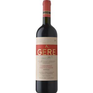 Gere Attila Cabernet Sauvignon Barrique 2012 0,75l (14,5%)