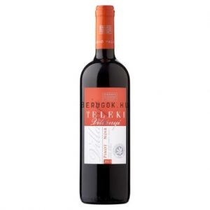 Teleki Villányi Pinot Noir 2016  0,75l (13%)