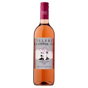 Teleki Villányi Rosé Cuvée 2017 0,75l (13%)