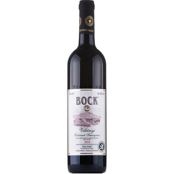 Bock Villányi Cabernet Sauvignon 2016 0,75l (14%)