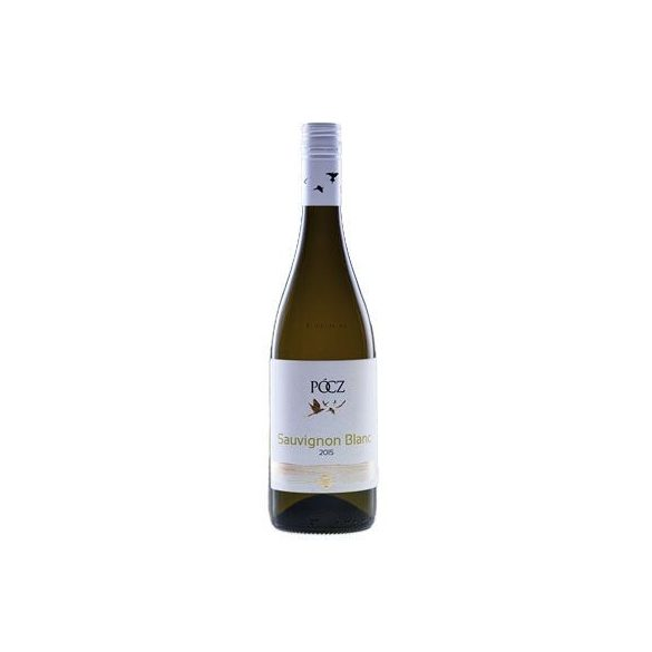 Pócz Sauvignon Blanc 2018 0,75l (12%)