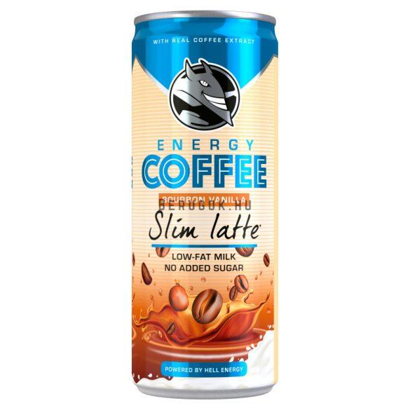 HELL Energy Coffee Slim Latte 250ml
