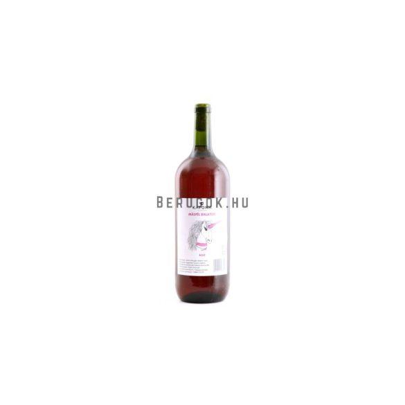 Katona Másfél Balaton Rosé 1,5l (12%)