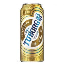 Tuborg gold 0,5l DOB (5%)