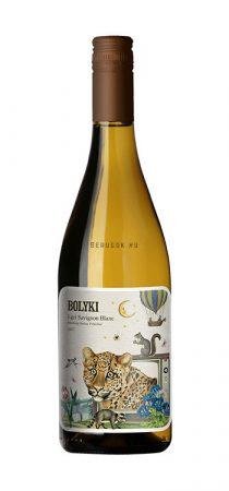 Bolyki Sauvignon Blanc 2016 0,75l (12%)