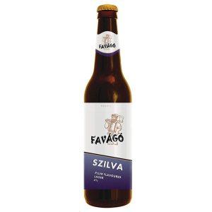 Szarvasi Favágó Szilvás 0,5l PAL (4%)