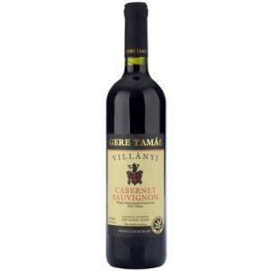 Gere Tamás Cabernet Sauvignon 2013 0,75l (13%)