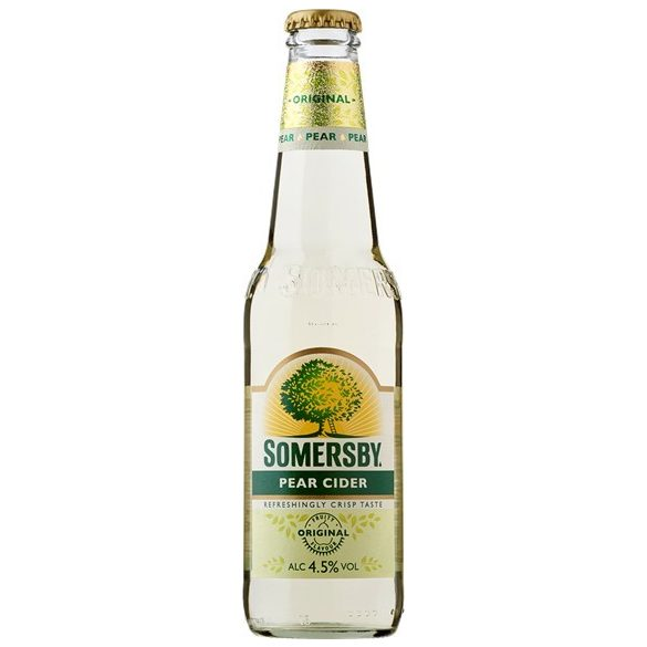 Somersby Pear 0,33 l