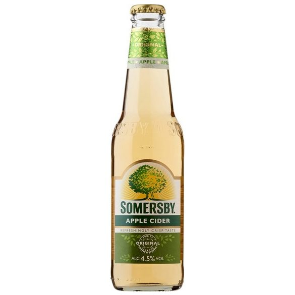 Somersby Apple Sweet 0,33l (4,5%)