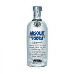 Absolut Blue Vodka 0,5l (40%)