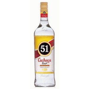 Cachaca 51 0,7l (28%)