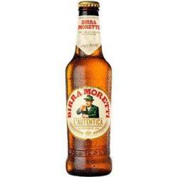 Birra Moretti L'Autentica PAL 0,33l (4,6%)