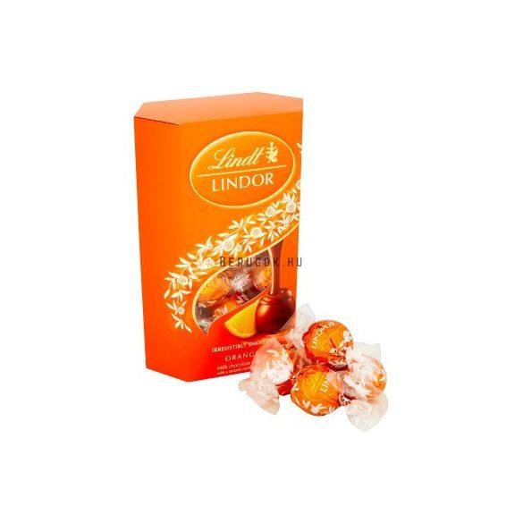 Lindt Lindor - Orange 200g