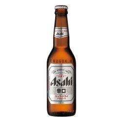 Asahi Super Dry 0,33 PAL (5,2%)