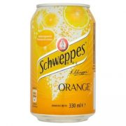 Schweppes Orange 0,33l DOB