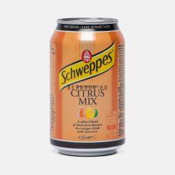 Schweppes Citrus Mix 0,33l