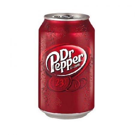 Dr. Pepper 0,33l DOB