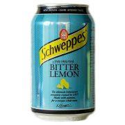 Schweppes Bitter Lemon 0,33l