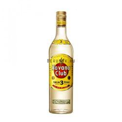 Havana Club Anejo 3 Anos 0,7l (40%)
