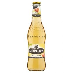 Strongbow Gold Apple 0,33l (4,5%)
