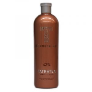 Tatratea Őszibarack 0,7l (42%)