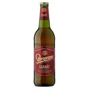 Staropramen Granat 0,5 PAL