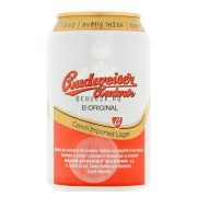 Budweiser Premium Lager 0,33l DOB (5%)