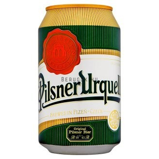 Pilsner Urquell 0,33 DOB (4,4%)