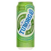 Tuborg Green 0,5l DOB (4,6%)