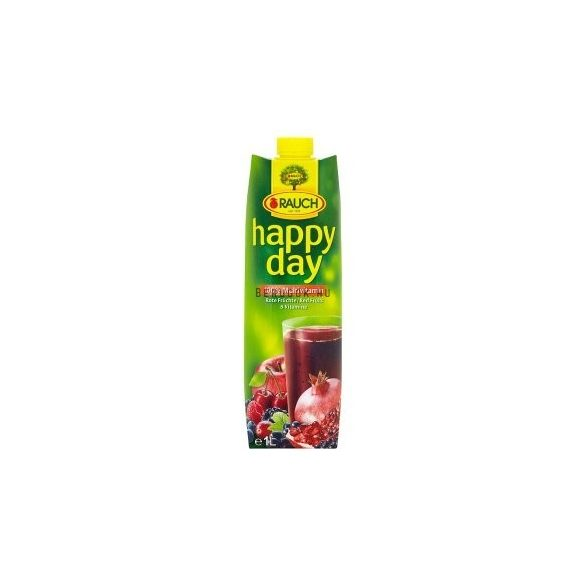 Happy Day 100% Multivitamin 1l