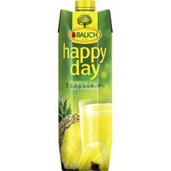 Happy Day 100% Ananász 1l
