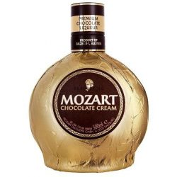 Mozart Chocolate Cream 0,5l (17%)