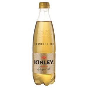 Kinley Ginger Ale 0,5l PET