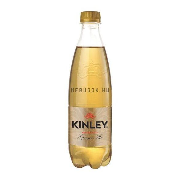 Kinley Ginger Ale 0,5l PET